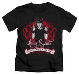 Youth: NCIS - Goth Crime Fighter Shirt