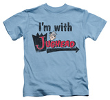 Youth: Archie Comics - I'm With Jughead T-shirts