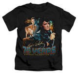Juvenile: Elvis Presley - 75 Years T-shirts