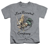 Youth: Sun Records - Rockin Rooster Logo Shirts
