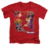 Youth: Batman The Brave and the Bold - Good Vs Bad Shirt