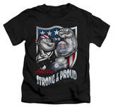 Youth: Popeye - Strong & Proud T-shirts