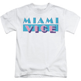 Youth: Miami Vice - Logo T-Shirt