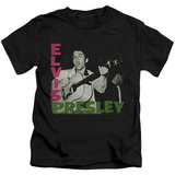 Youth: Elvis Presley - Elvis Presley Album Shirts