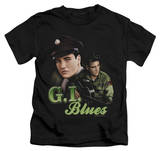 Juvenile: Elvis Presley - GI Blues T-Shirt
