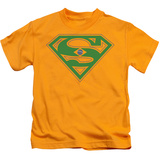 Juvenile: Superman - Brazil Shield T-Shirt