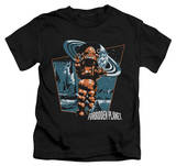 Juvenile: Forbidden Planet - Robby Walks T-shirts