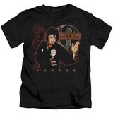 Juvenile: Elvis Presley - Karate Shirts