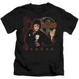 Youth: Elvis Presley - Karate T-Shirt