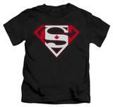 Youth: Superman - Canadian Shield T-shirts