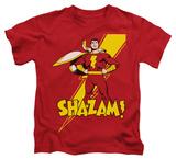 Youth: Shazam - Shazam! Shirts