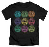 Youth: Sun Records - Rocking Color Block T-Shirt