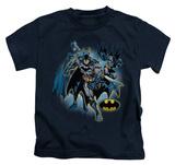 Juvenile: Batman - Batman Collage T-Shirt