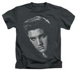 Juvenile: Elvis Presley - American Idol T-shirts