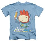 Juvenile: Scribblenauts - Big Max T-shirts