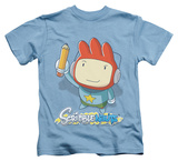 Youth: Scribblenauts - Big Max T-shirts