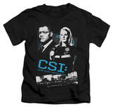 Youth: CSI - Investigate This T-Shirt