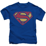 Juvenile: Superman - Super Rough T-Shirt