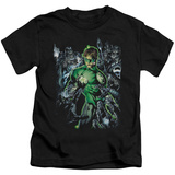 Juvenile: Green Lantern - Surrounded By Death Shirts