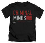 Youth: Criminal Minds - Title Card T-Shirt