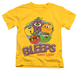 Youth: Dubble Bubble - Bleeps T-Shirt
