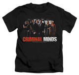 Juvenile: Criminal Minds - The Brain Trust T-Shirt