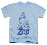 Youth: Superman - Vintage Zod T-shirts