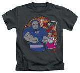 Juvenile: DC Comics - Apokolips Represent T-shirts