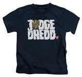 Juvenile: Judge Dredd - Logo T-Shirt