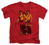 Juvenile: Bruce Lee - Nunchucks T-shirts