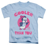 Youth: Chilly Willy - Cooler Than You T-shirts