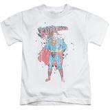 Youth: Superman - Vintage Ink Splatter T-shirts