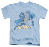 Youth: Batman - Running Retro Shirts