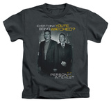 Youth: Person Of Interest - Watched Shirt