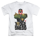 Juvenile: Judge Dredd - In My Sights T-shirts