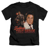 Youth: Elvis Presley - Follow That Dream Shirts