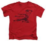 Juvenile: Bruce Lee - Line Kick T-Shirt