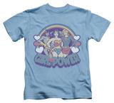 Juvenile: DC Comics - Retro Girl Power T-Shirt