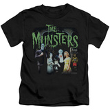 Juvenile: The Munsters - 1313 50 Years T-Shirt
