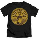Juvenile: Elvis Presley - Elvis Full Sun Label T-shirts