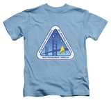 Juvenile: Star Trek - Color Logo T-Shirt