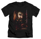Juvenile: The Hobbit: An Unexpected Journey - Gloin Poster T-shirts