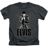 Youth: Elvis Presley - Leather T-shirts