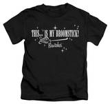 Youth: Bewitched - Broomstick T-Shirt