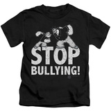 Youth: Popeye - Stop Bullying T-shirts