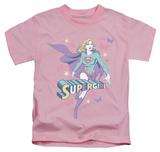 Juvenile: Superman - Supergirl Pastels T-shirts