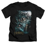 Juvenile: The Hobbit: An Unexpected Journey - Epic Adventure T-shirts