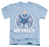 Juvenile: Batman - Mr Freeze T-shirts