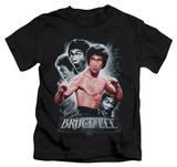 Juvenile: Bruce Lee - Inner Fury T-Shirt