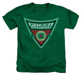 Youth: Batman The Brave and the Bold - Green Arrow Shield T-shirts